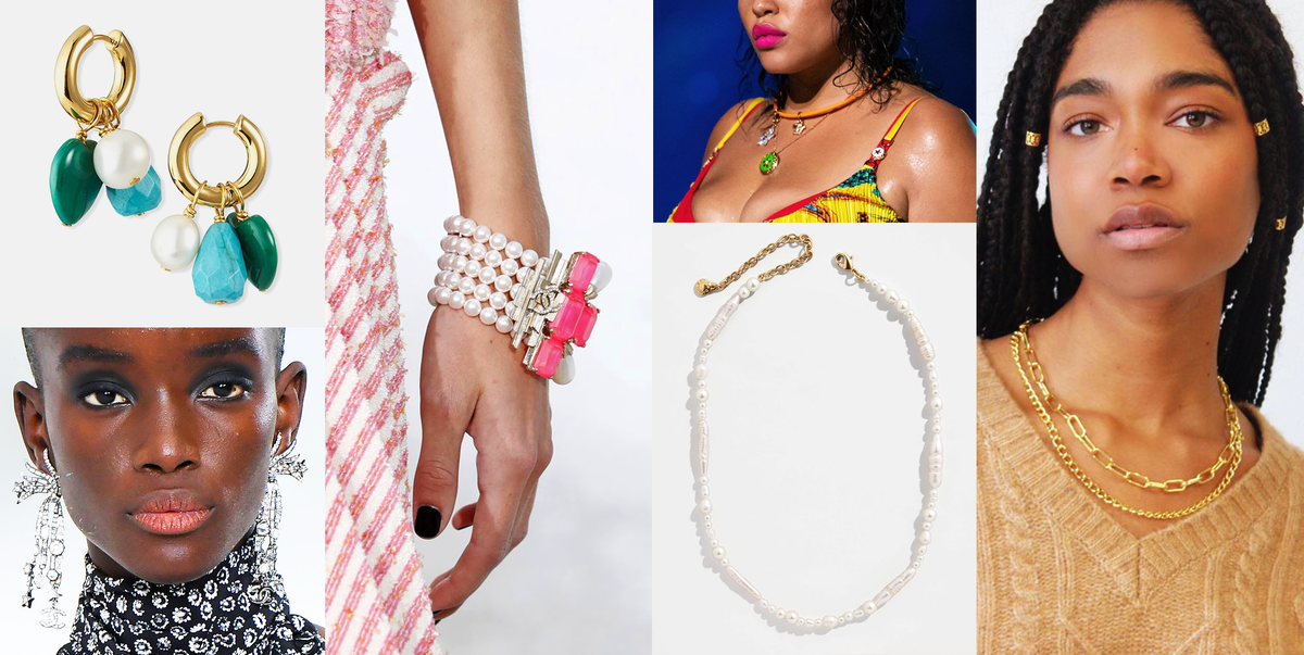 6 Summer 2021 Jewelry Trends to Shop Now