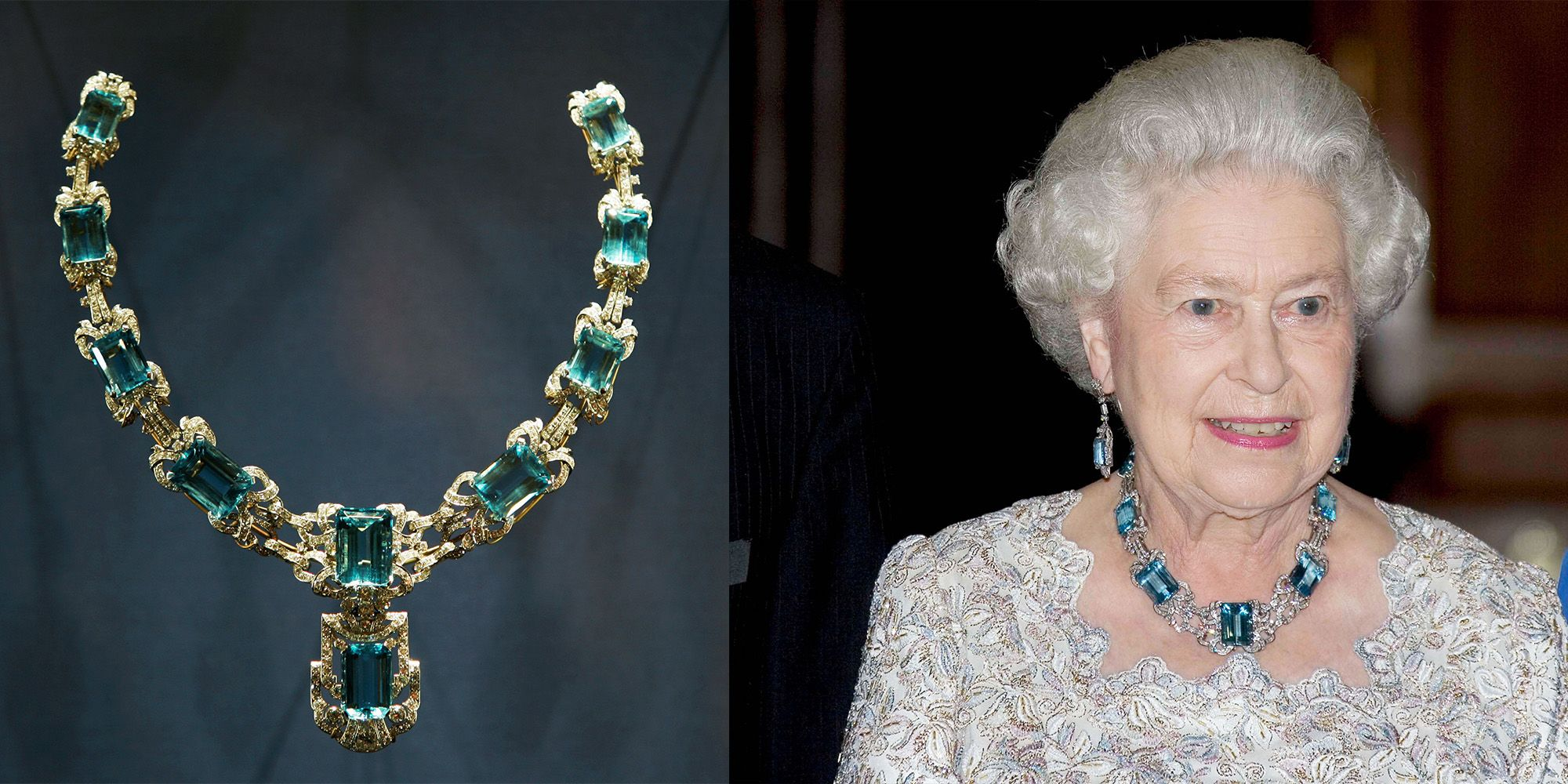 Queen Elizabeth's Most Beautiful Jewels - Pictures of the