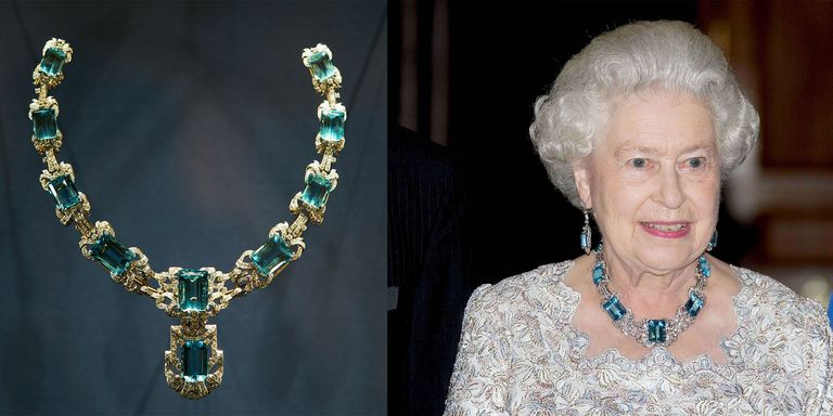 Queen Elizabeth S Most Beautiful Jewels Pictures Of The