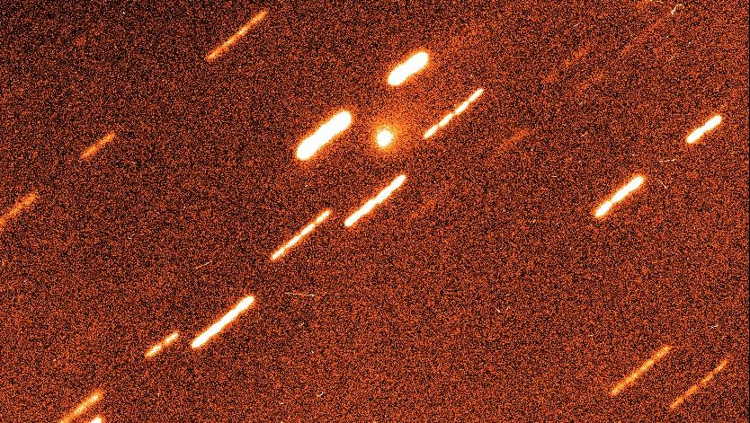 An Exclusive Image of the Interstellar Comet That Stunned Astronomers