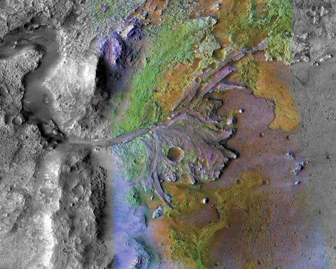jezereo crater nasa