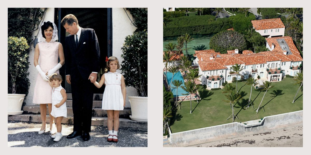 John F. Kennedy's Former Palm Beach Vacation Home Just Sold for $70 Million