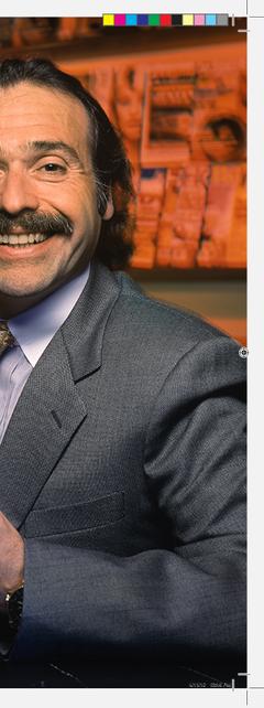 David Pecker ran Hachette Filipacchi Magazines in 1994 when the company took on George .