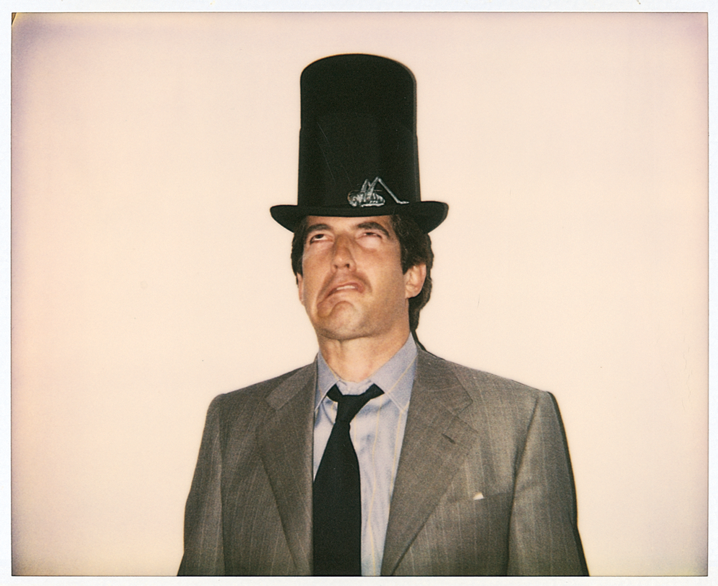 Kennedy goofs around with an Abraham Lincoln-inspired top hat at the George offices in a photo taken by his creative director Matt Berman. Kennedy's former colleagues describe him as funny and down to earth.