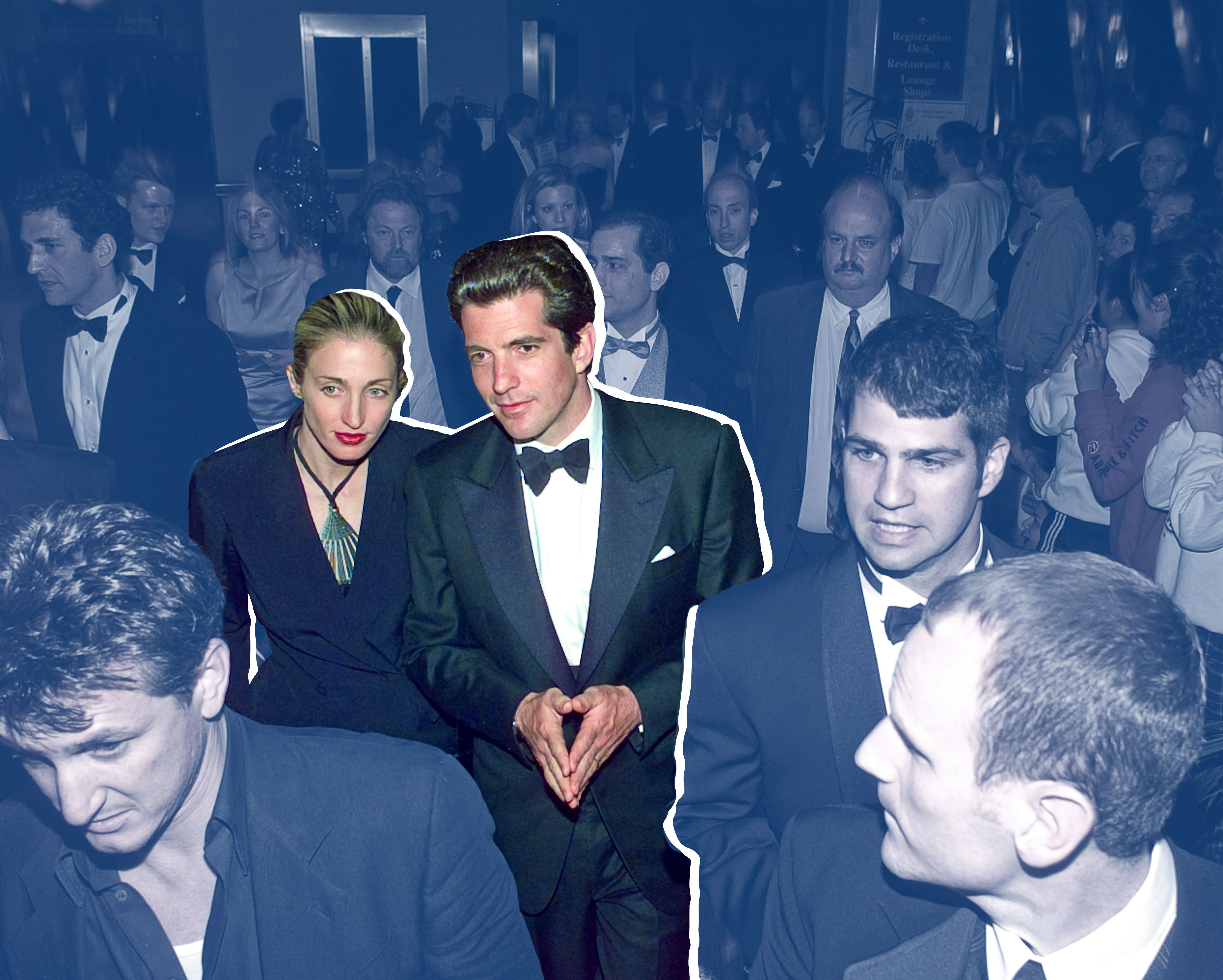 True Story of JFK Jr  and Carolyn Bessette's Last Days Before the