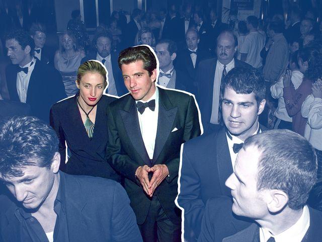 Carolyn Bessette Wedding.True Story Of Jfk Jr And Carolyn Bessette S Last Days Before The
