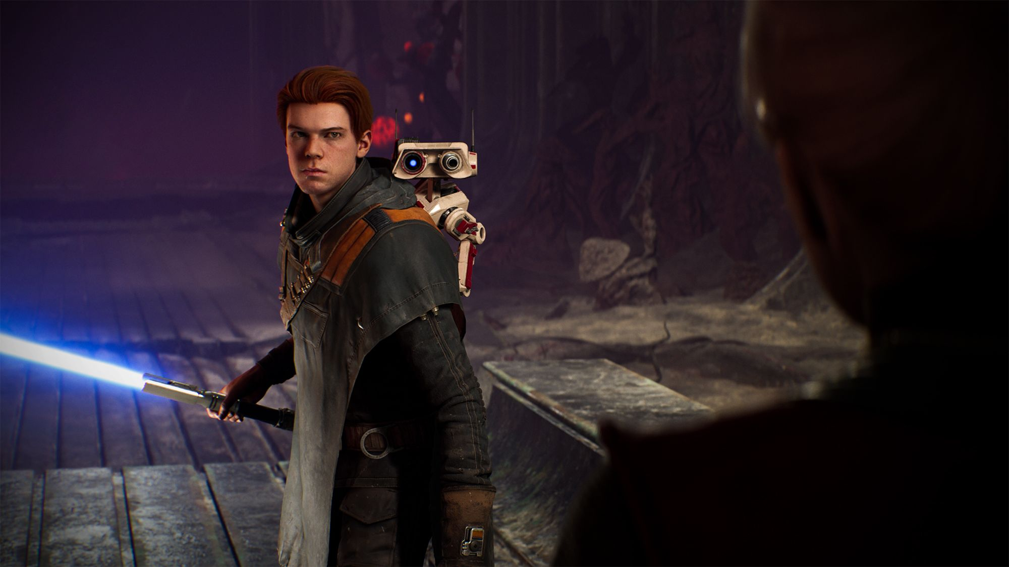Star Wars Jedi: Fallen Order's Director Knew 'Thoughtful, Grounded' Fighting Gameplay Would Matter Most