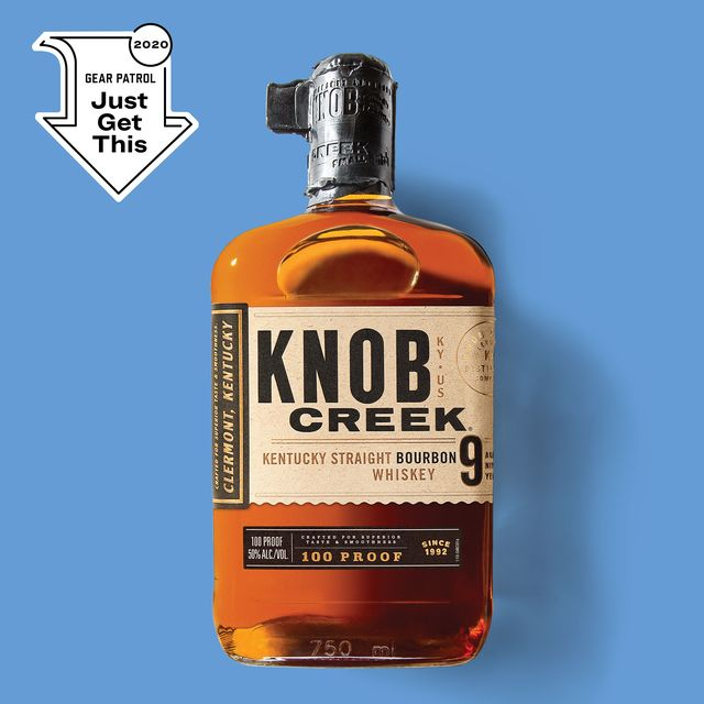 knob creek 9 bottle