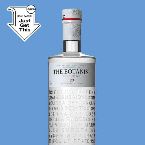 jgt the botanist gin