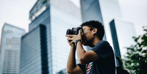 Photograph, Eyewear, Cameras & optics, Snapshot, Glasses, Daytime, Sky, Architecture, Photography, Urban area,