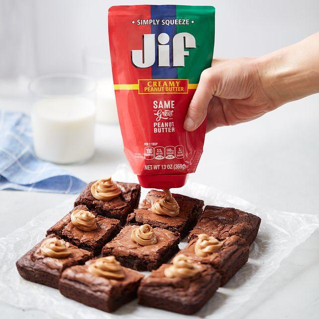 jife squeeze creamy peanut butter
