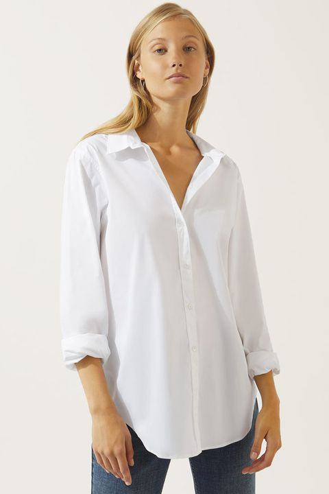 Jigsaw white shirt