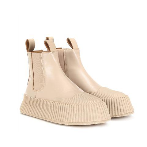 Sneaker laars jil sander