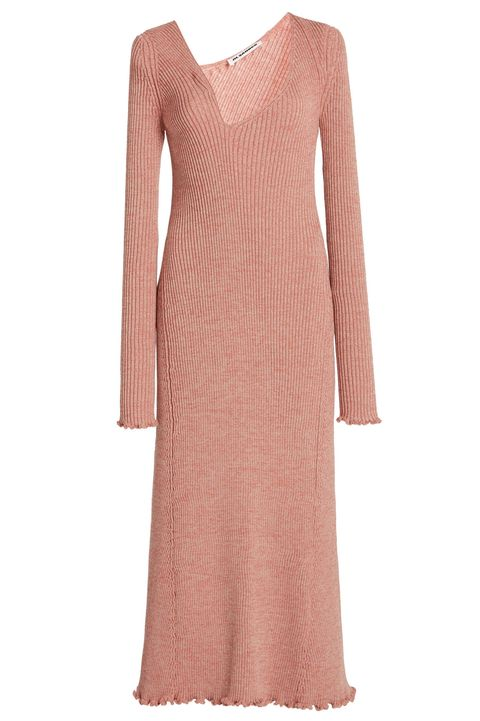 non maternity style   jil sander dress