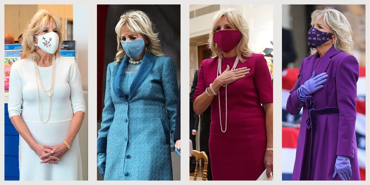 Dr. Jill Biden's First Lady Fashion Is Off to a Strong Start