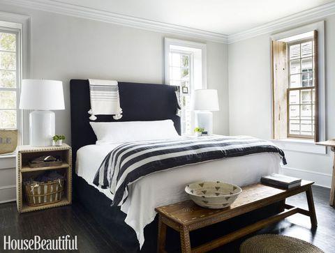 jill sharp weeks master bedroom - Master Bedroom Bedding