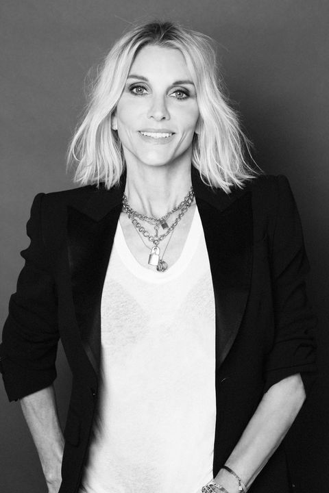 Hair, Face, White, Black-and-white, Beauty, Blond, Lip, Hairstyle, Fashion, Blazer,