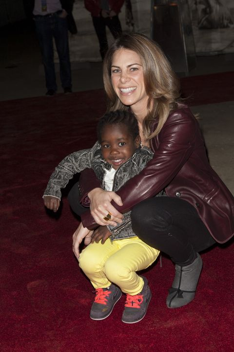 jillian michaels adoption