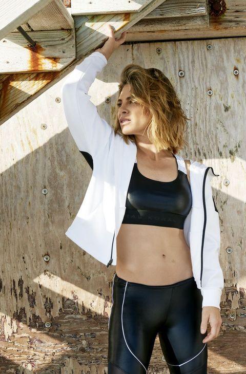 jillian michaels cover shoot - women's health uk