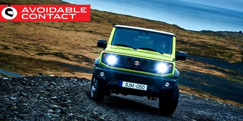 2020 Suzuki Jimny One Of The Best Non-US Off-Roaders >> American Buyers Don T Want The Suzuki Jimny And That S A Good Thing