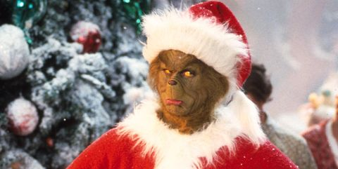 jim carrey stars as the grinch the green monster who disguises himself as santa claus an - Best Netflix Christmas Movies