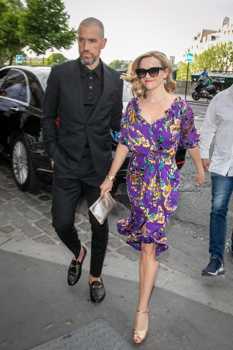 Celebrity Sightings In Paris - June 28, 2019