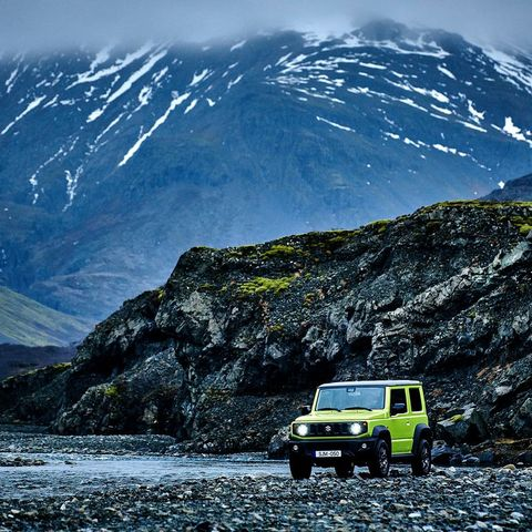 American Buyers Don't Want the Suzuki Jimny, And That's a