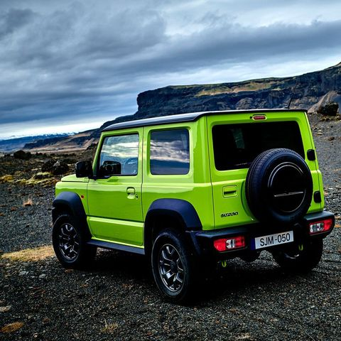 American Buyers Don't Want the Suzuki Jimny, And That's a Good Thing