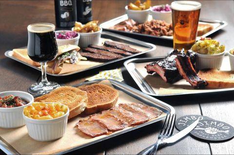 El restaurante Dingo está especializado en carnes ahumadas