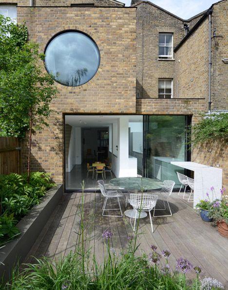 Terrazas Y Patios Decorados Con Mucho Estilo En Casa Al