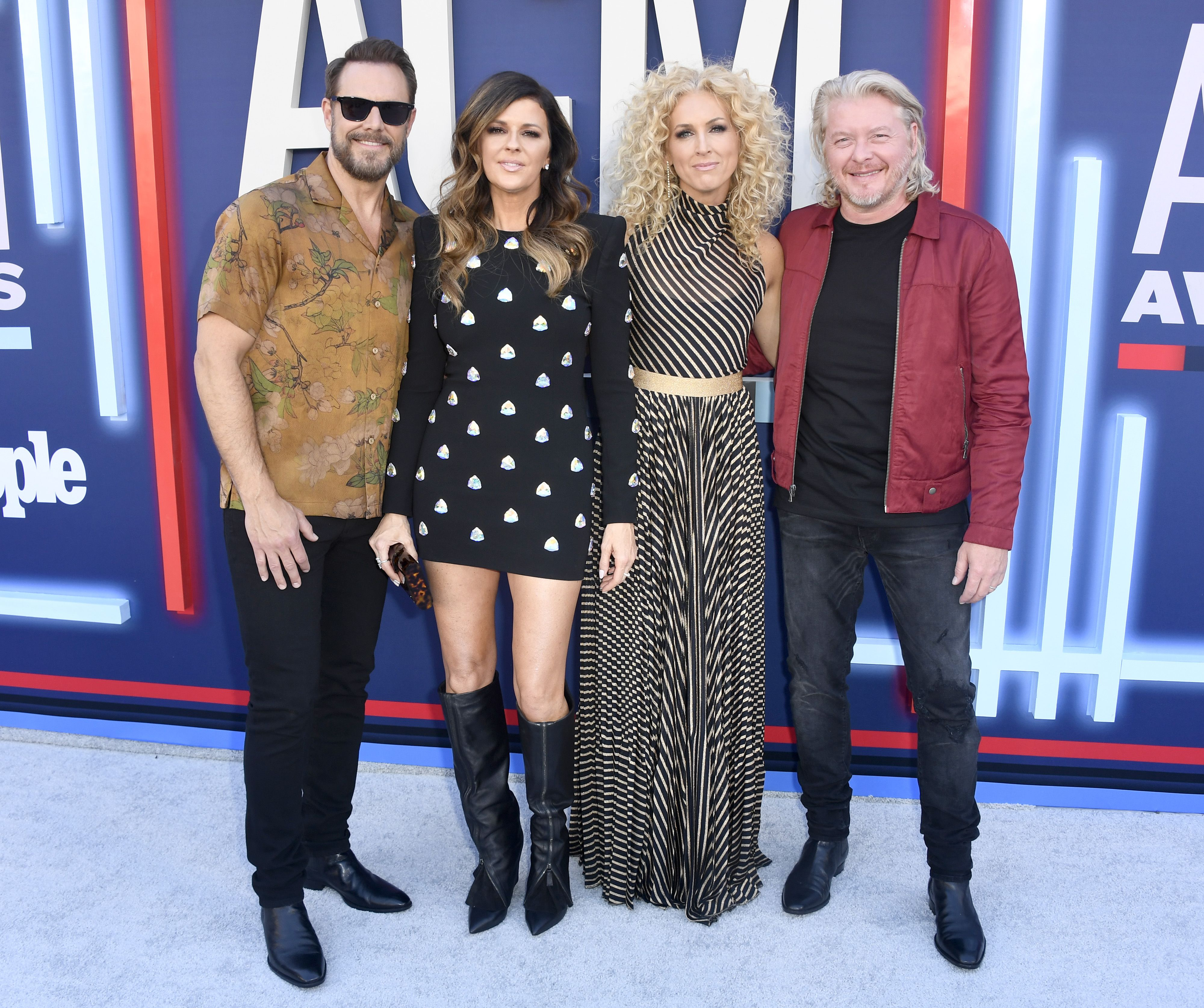 little big town 54th academy of country music awards