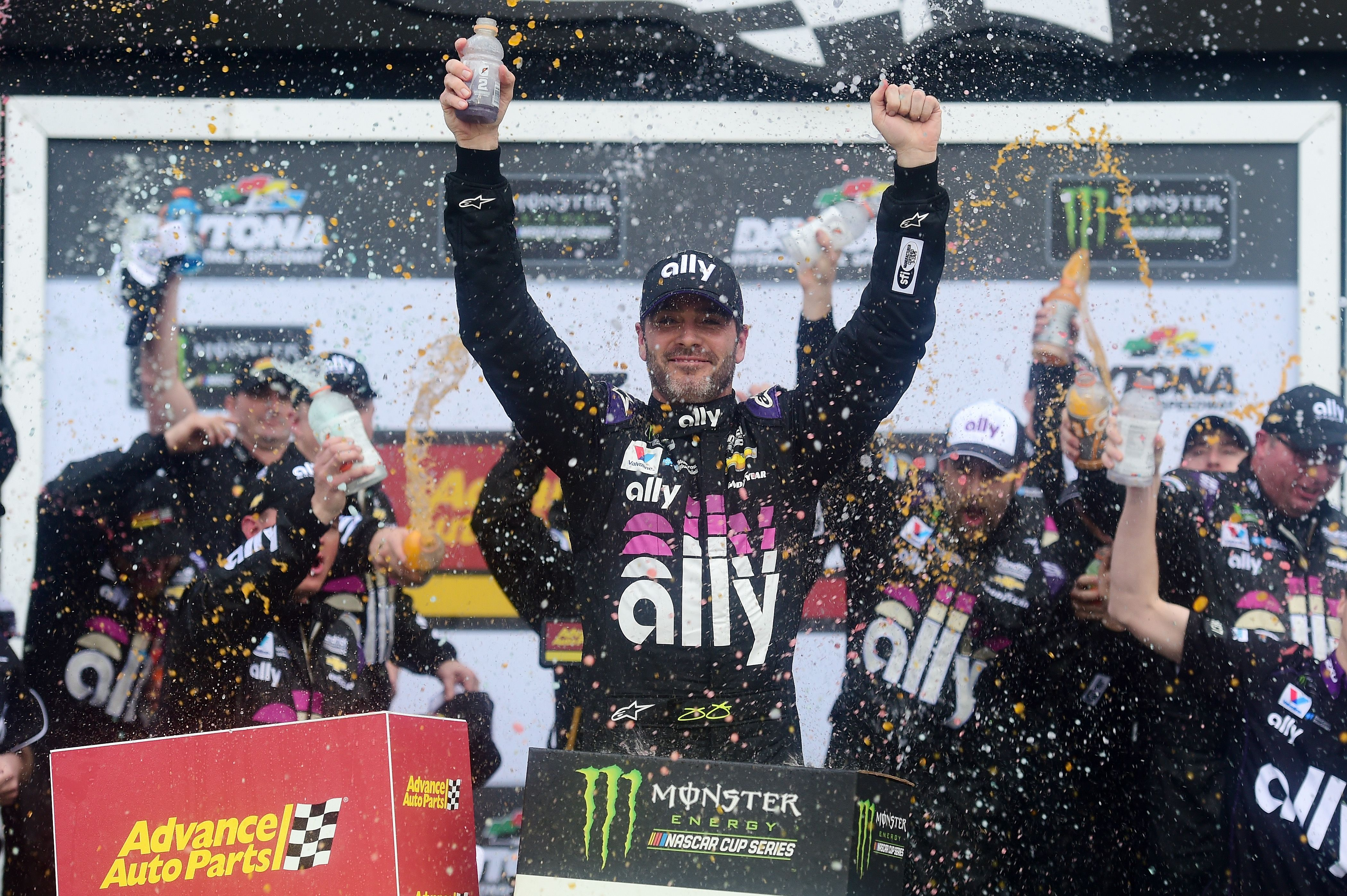Jimmie Johnson Will Retire From Full-Time NASCAR Racing After 2020 Season