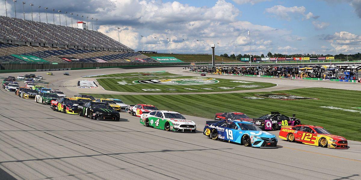 Kentucky, Chicagoland Cut from '21 NASCAR Schedule