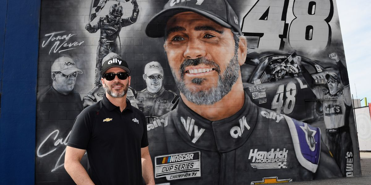 Future NASCAR Hall of Famer Jimmie Johnson Has Record That Will Never Be Broken