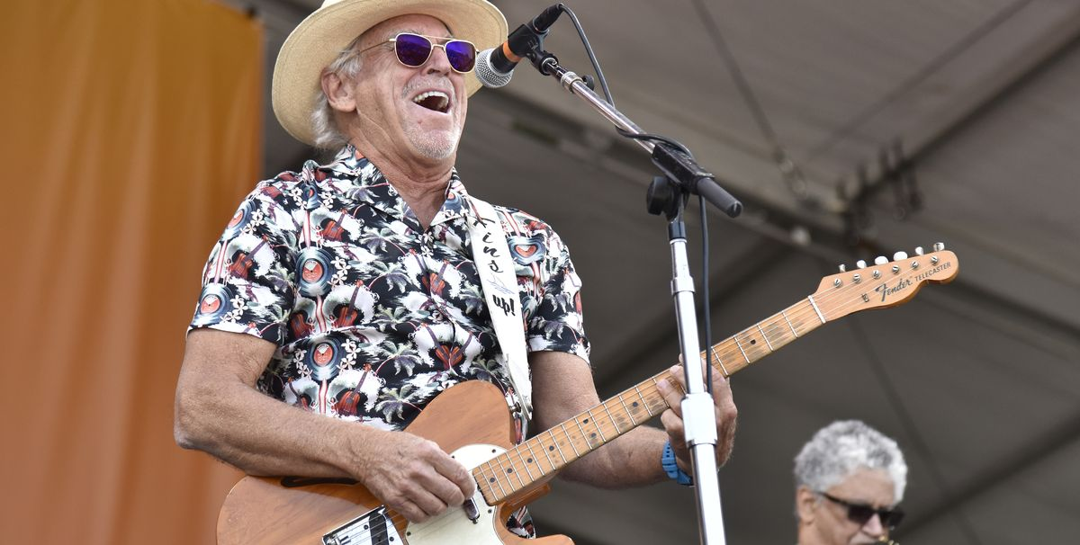 UPDATE: Jimmy Buffett Cancels Performance at the Grand Ole Opry