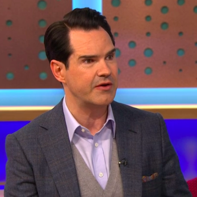 "Jimmy Carr credits Netflix for a recent stand-up comedy ""renaissance"""