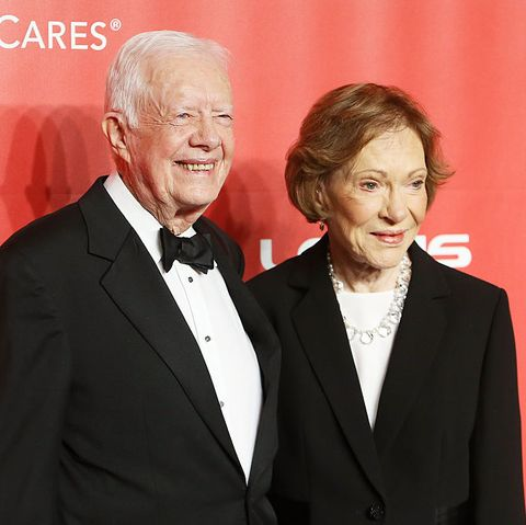 President Jimmy Carter And His Wife Rosalynn Carter When Did Jimmy Carter Get Married