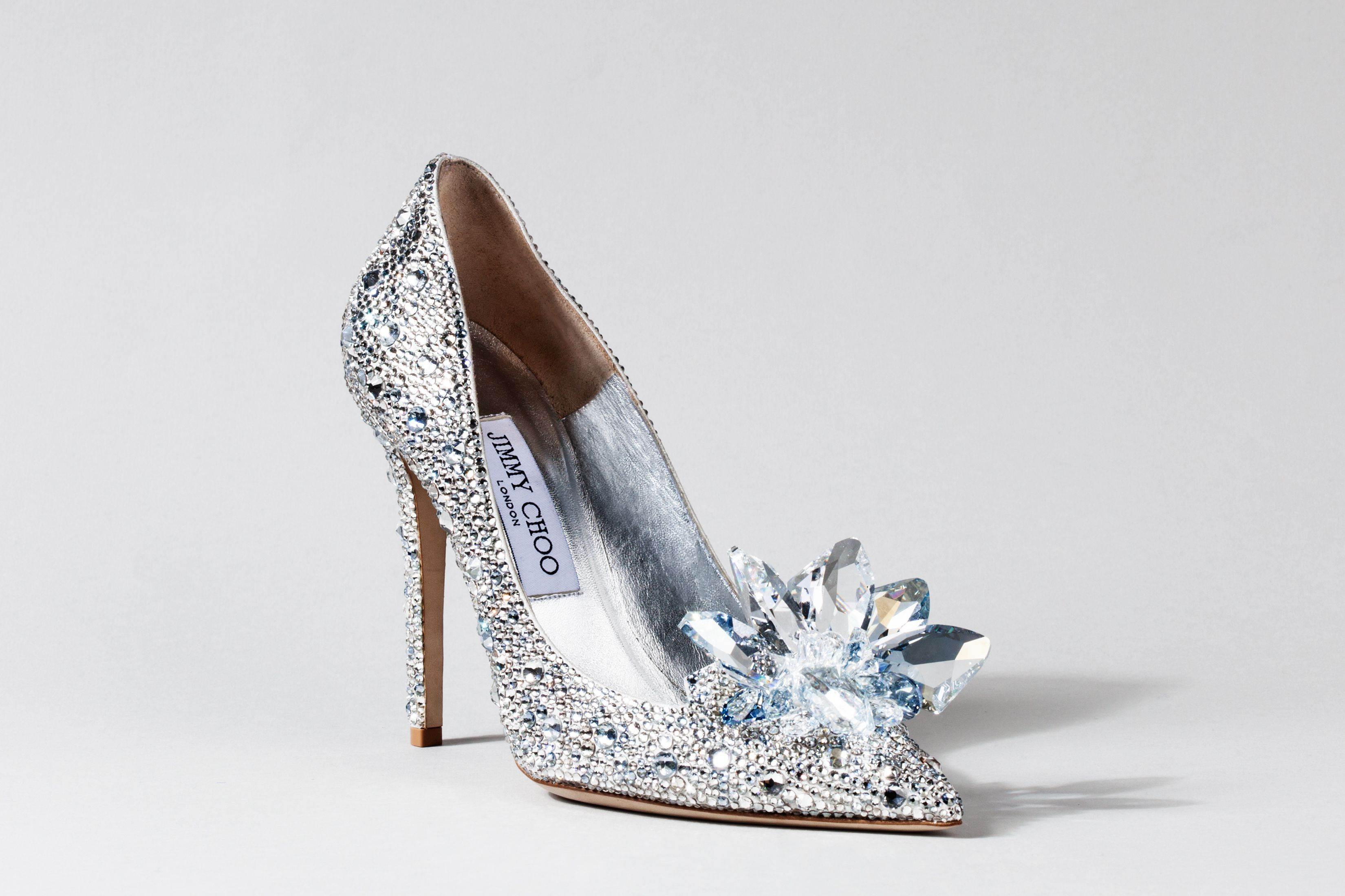 fb809e0608d6 Are Jimmy Choo s Cinderella Shoes The Glittery Icing On Your Glam Cake