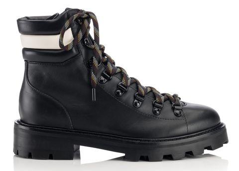 jimmy choo scarponcini da montagna e trekking tendenza scarpe inverno 2021