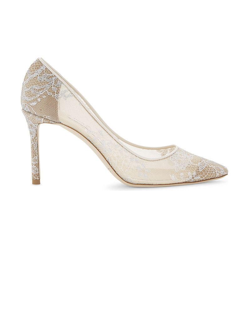 lace shoes kate middleton wedding