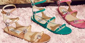 modelli di scarpe jimmy choo estate