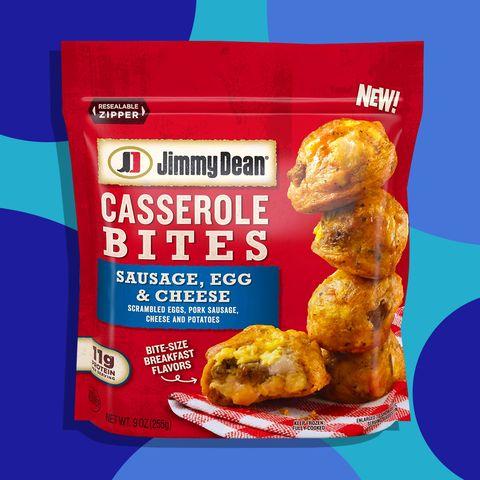 jimmy dean casserole bites