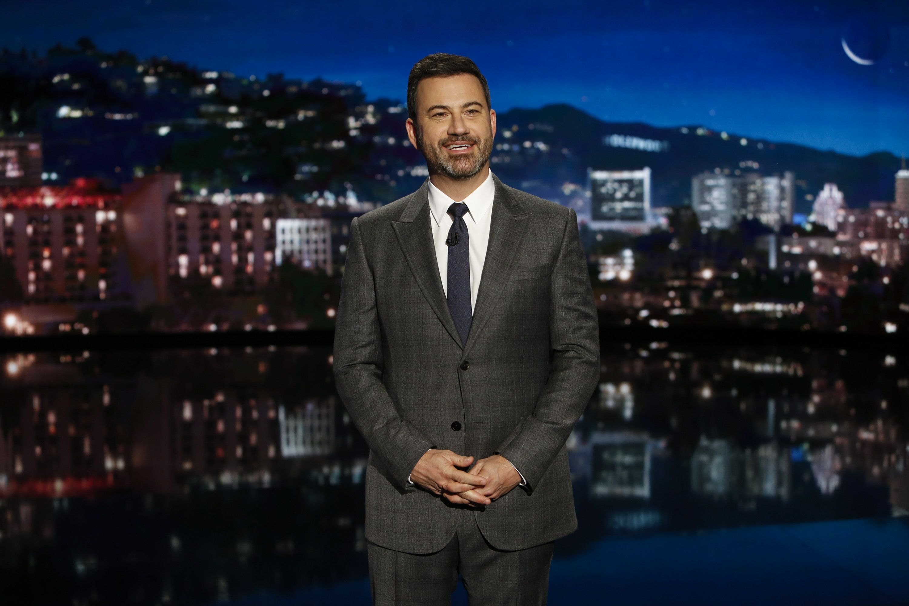 Roseanne\' Is Canceled, But Jimmy Kimmel Has an Idea to Save the Show