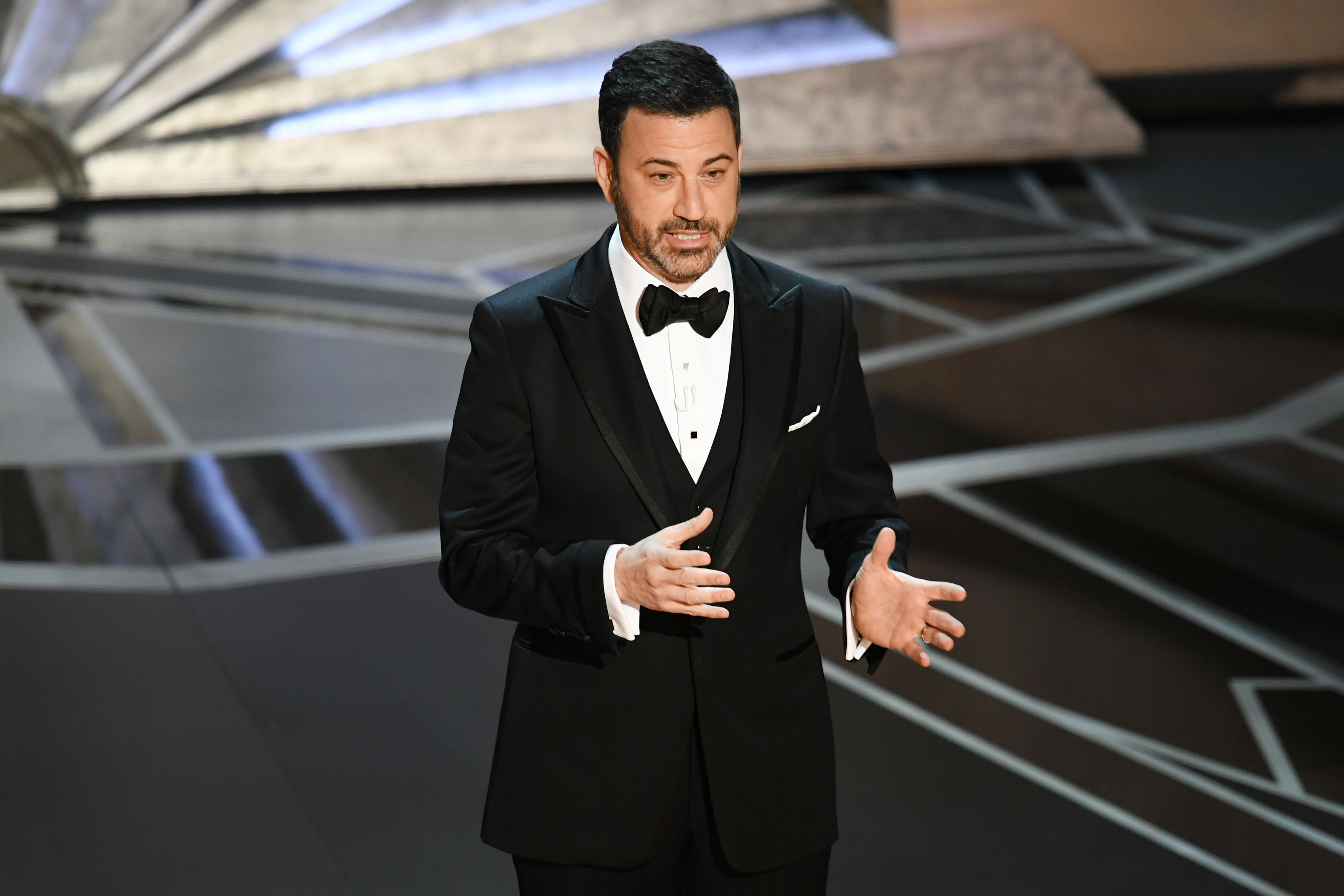 Jimmy Kimmel Oscars Monologue Transcript 2018 - Best Opener Jokes