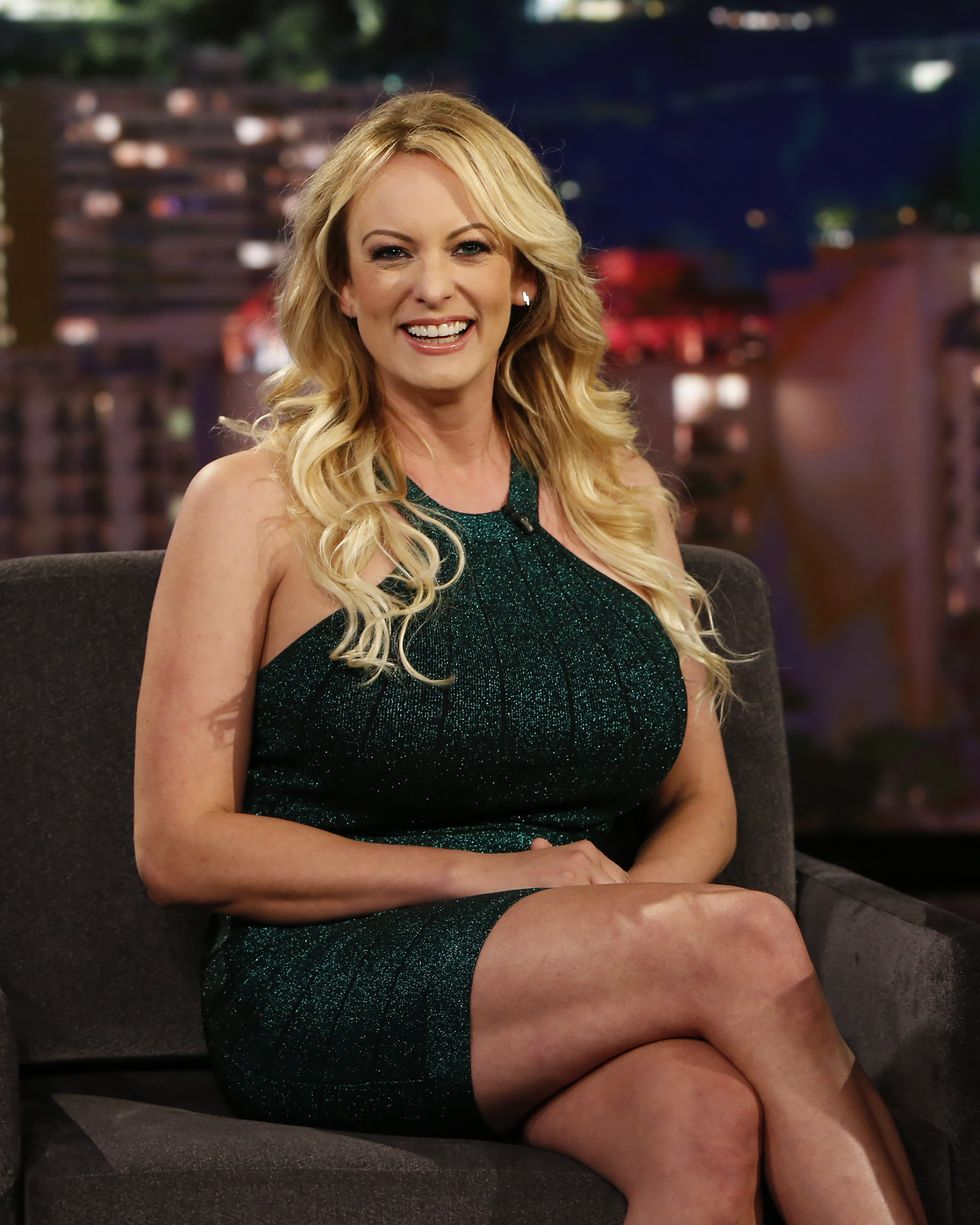 Could Stormy Daniels