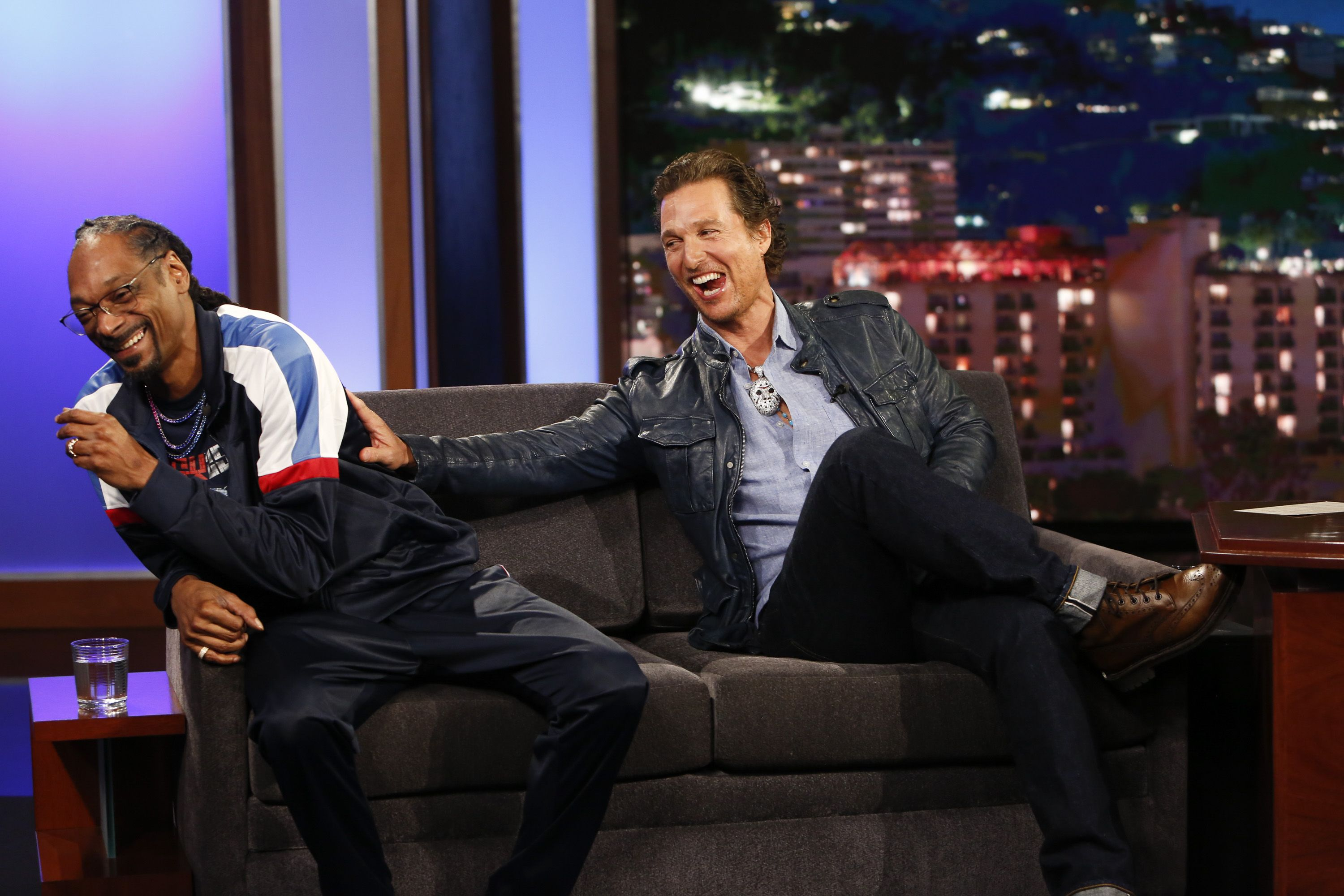 Snoop Dogg Told Us That Stoned Matthew McConaughey Is 'the Greatest Rapper in the World'