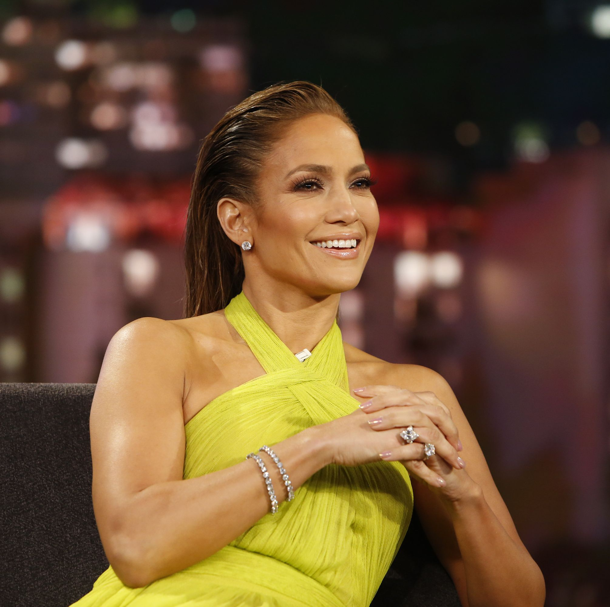Jennifer Lopez Practices Pole Dancing For Her New Movie And The Videos Are Fire