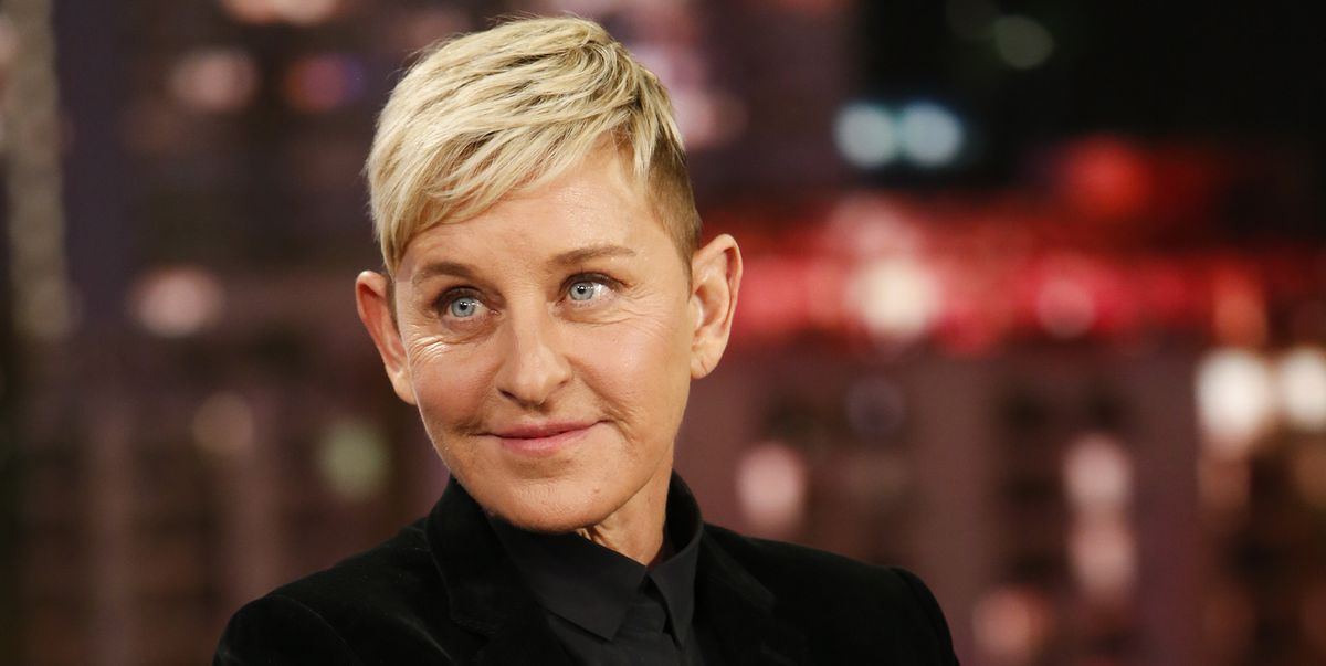 Ellen DeGeneres Announces She's Ending Her Talk Show After 19 Seasons