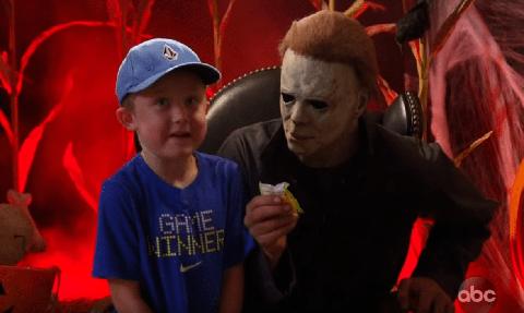 Michael Myers Halloween 2018 video broma