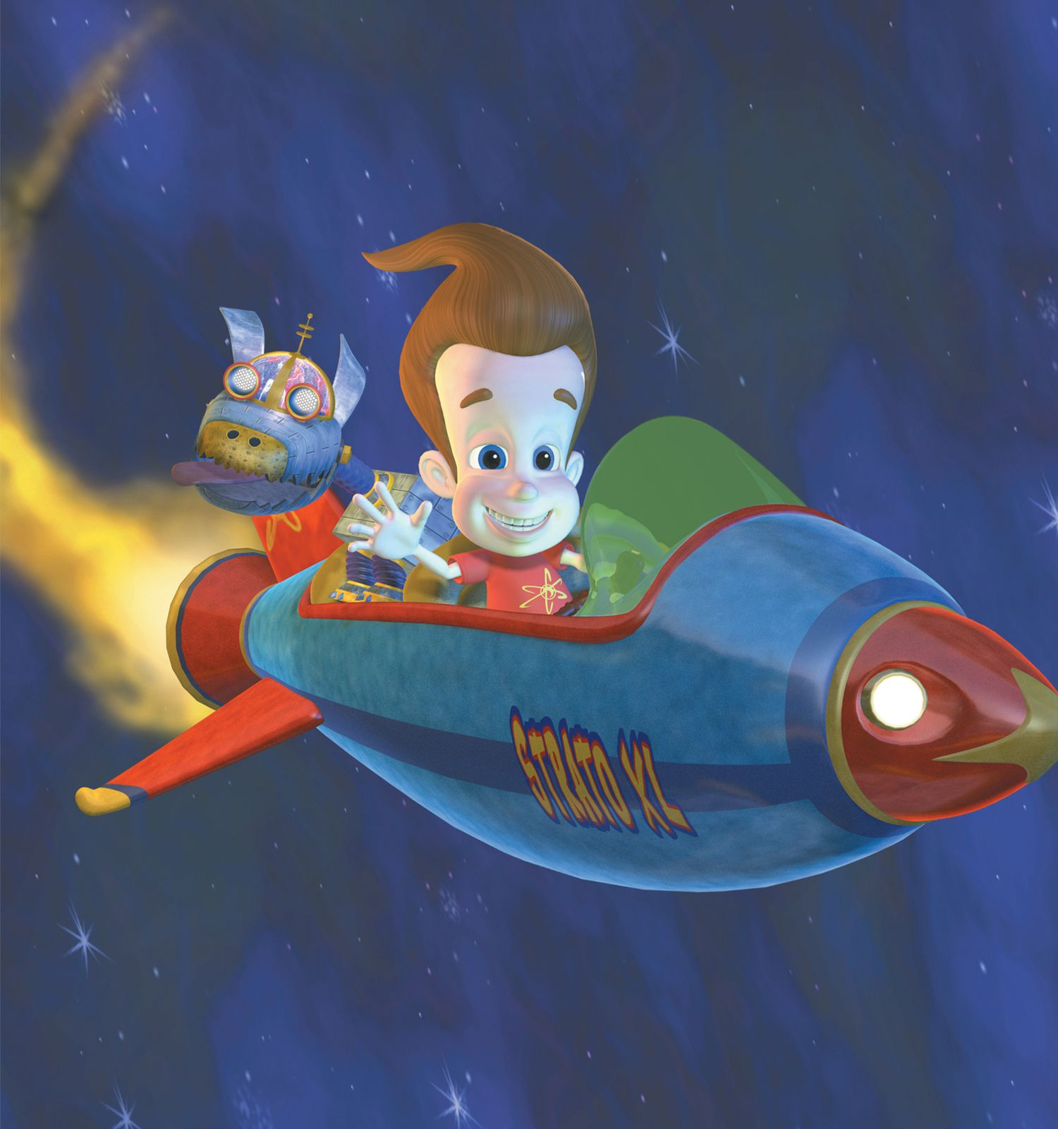 This Twisted Af Jimmy Neutron Fan Theory Will Completely Ruin Your